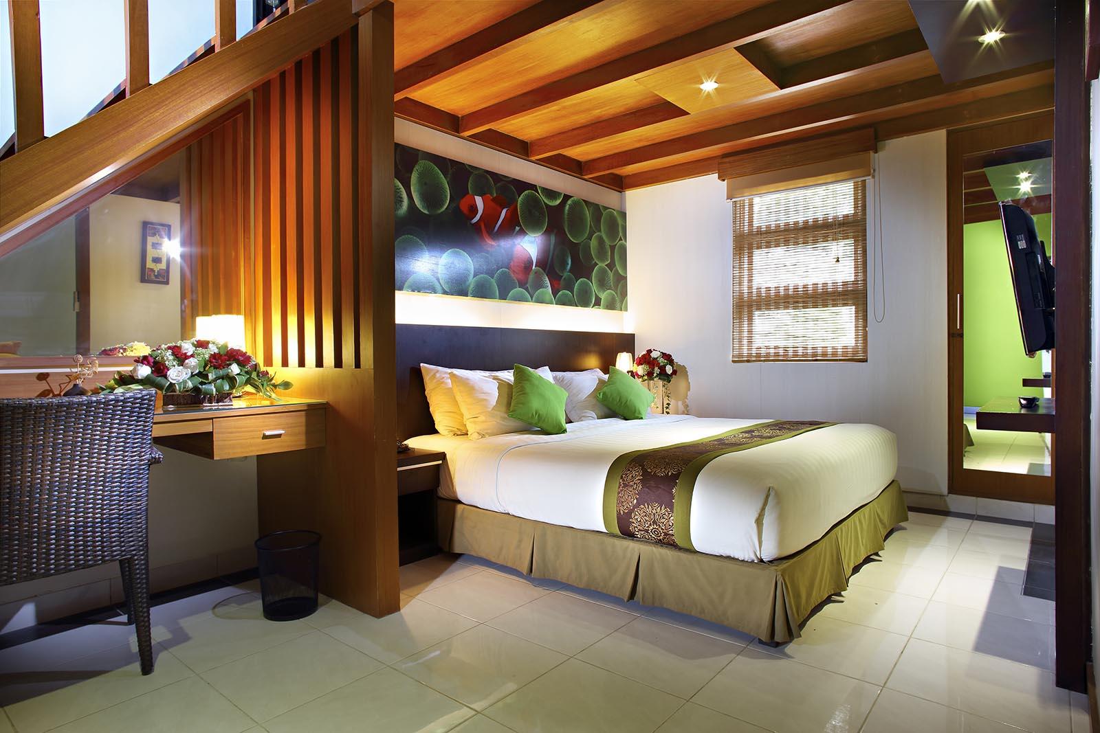 1 Bedroom Executive SOHO Suite