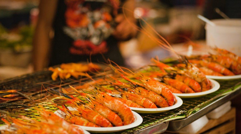 Jimbaran Bay Seafood Fest